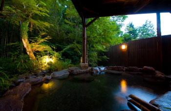 特別室専用貸切露天風呂